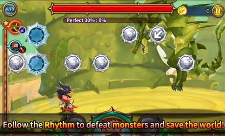 FantasyBeat: RhythmAction RPG