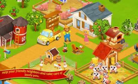 Farm Town:Happy City Day Story