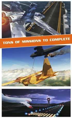 Flight Pilot Simulator 3D Free