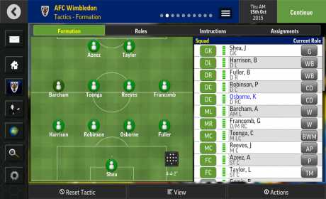 Football Manager Mobile 2016 v7 0 1 Cracked Apk + Data