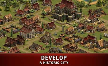 Forge of Empires 1 158 0 Apk + Mod android download