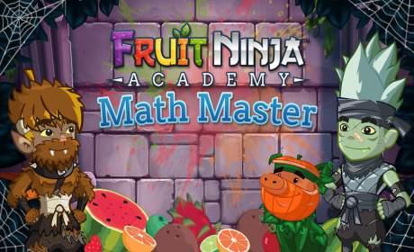 Fruit Ninja: Math Master