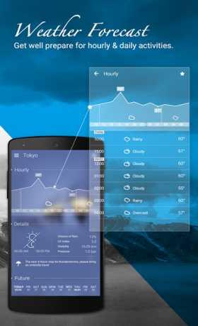 GO Weather Forecast & Widgets 6 063 Apk android