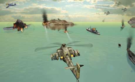 Gunship Strike 3D