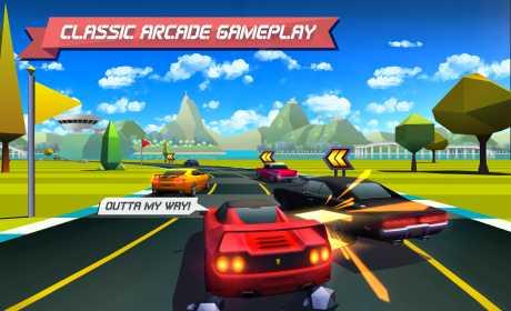 Horizon Chase World Tour gameplay