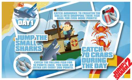 Jump The Shark 2 v2.2 Apk android