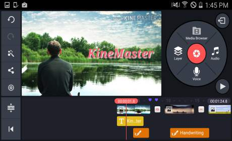 KineMaster – Pro Video Editor