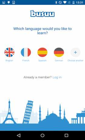 Language Learning - busuu