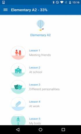 Language Learning - busuu