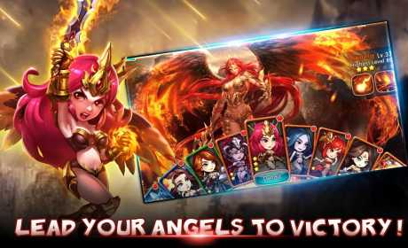 League of Angels -Fire Raiders