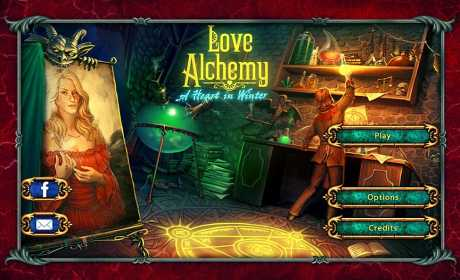 Love Alchemy:A Heart in Winter