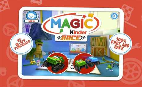 Magic Kinder Race