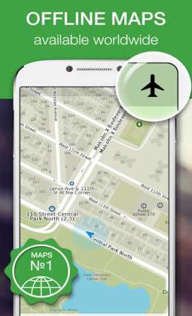 MAPS.ME - GPS Navigation & Map