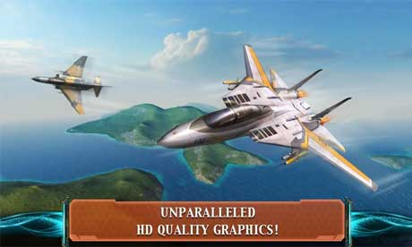 modern air combat infinity V2 0 0 Apk + mod + Data android