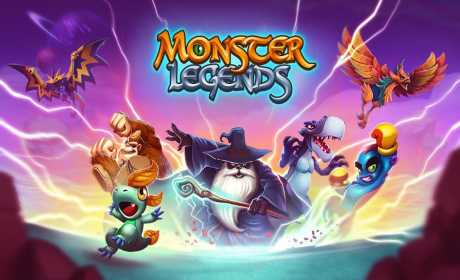 Monster Legends 9 0 9 Apk + Mod wins android download