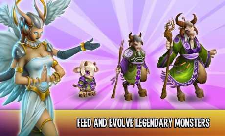 monster legends mod apk unlimited