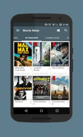 Movie Mate Pro