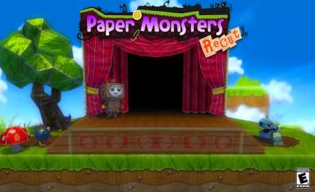 Paper Monsters Recut