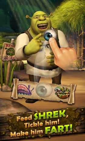 Pocket Shrek