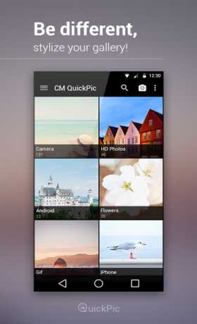 QuickPic Gallery