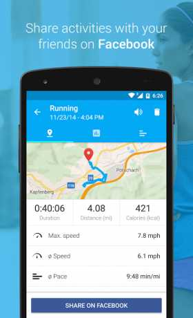 Run Walk GPS & Calories Burner
