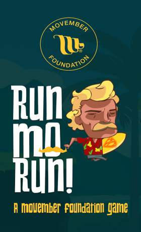 Run Mo Run! A Movember Game