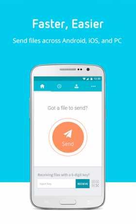 Send Anywhere (File Transfer)