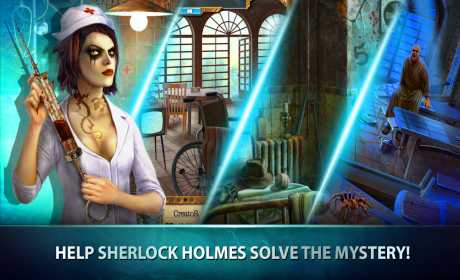 Sherlock Holmes Adventure HD