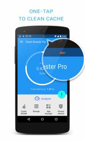 Smart Booster Pro Apk + Mod v7 2 build 902 for android