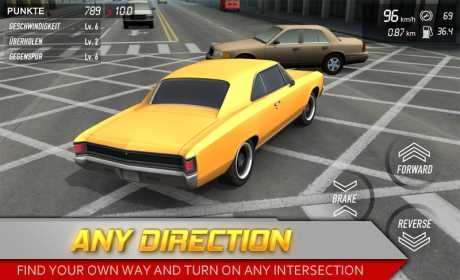 Streets Unlimited 3D v1.01 Apk + Mod (unlocked) + Data for android