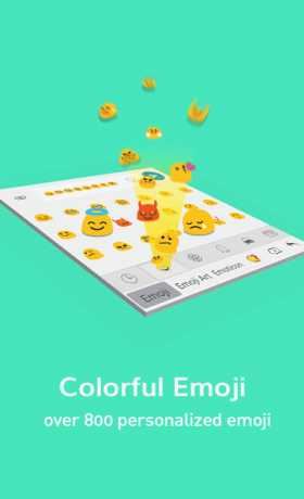 TouchPal - Cute Emoji Keyboard Apk v6 4 0 9 android