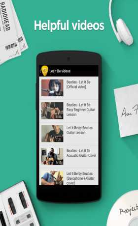 Ultimate Guitar Tabs & Chords Apk v5.7.3 android