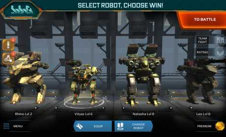 Walking War Robots Premium 5 3 1 Apk + Mod + Data android