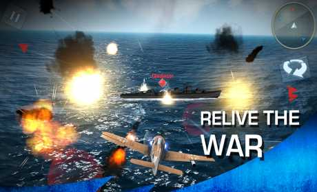War Wings Apk + Mod + Data v4.0.16 Android