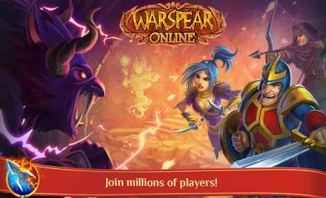 Warspear Online MMORPG