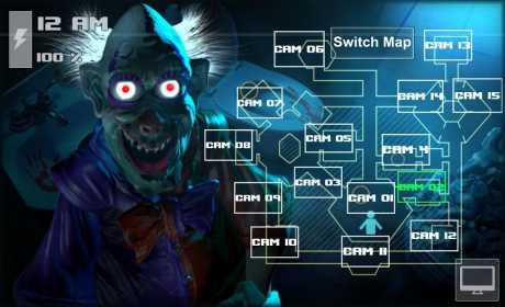 Zoolax Nights:Evil Clowns Full