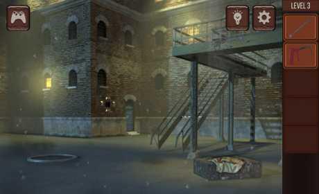 Alcatraz Escape v1.1 Apk + Mod for android