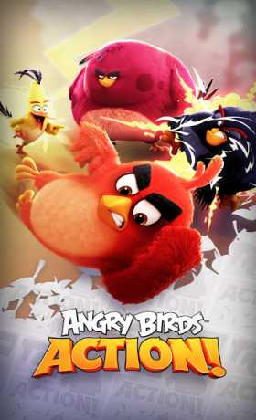 Angry Birds Action v2 6 2 Apk + Mod + Data android