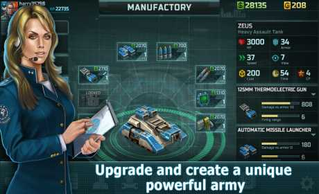 Art Of War 3: Modern PvP RTS 1 0 76 Apk android