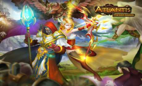Atlantis: 3D war strategy game