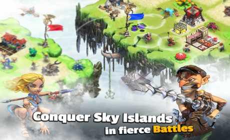 Battle Skylands