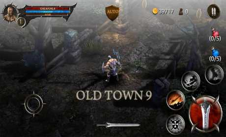 BloodWarrior 1 6 7 Apk + Mod + Data for android