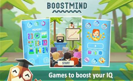 Boostmind - brain training