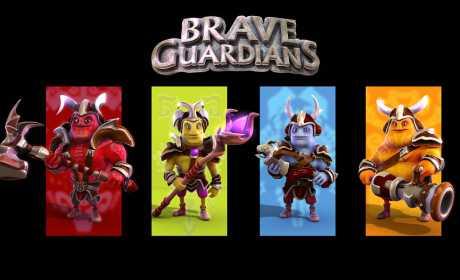 Brave Guardians v3.0.5 Apk + Data for android