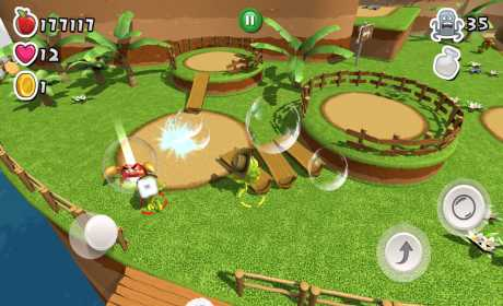 Bubble Jungle ® Pro