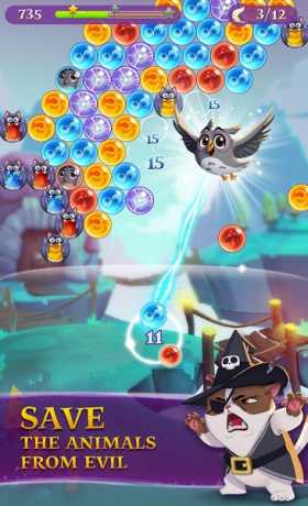 bubble witch saga 3 apkpure