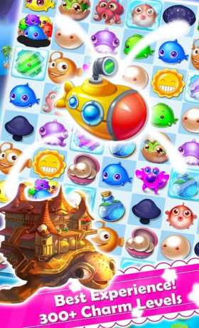 Charm fish fish mania v1 8 9 apk android for Fish mania game