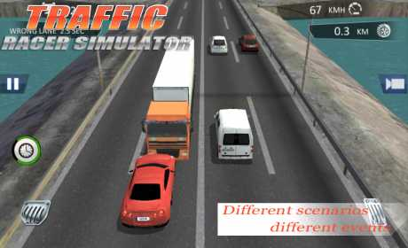 City Traffic Racer Dash