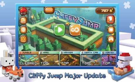 Cliffy Jump