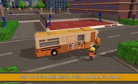 Coach Bus Simulator Craft 2017